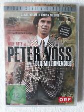 Peter Voss - Der Millionendieb Pidax Serien-Klassiker 3 DVD NEU