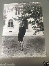 MARINA VLADY - PHOTO DE PRESSE ORIGINALE 24x18 cm