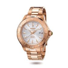 Relojes de pulsera automático de oro rosa de hombre