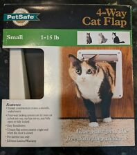 PetSafe 4-Way Cat Flap Door