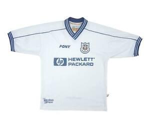 Tottenham Hotspur 1997-99 Original Home Shirt (Good) S Soccer Jersey