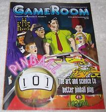 Game Room Magazine September 2009 Volume 21, Number 9 Pinball Video Games