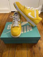 "Nike SB Supreme x Air Force 2 Low ""Yellow"""