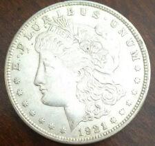 1921 P Morgan Silver Dollar #18