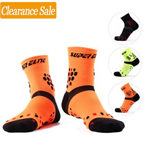 Men's or Women's Cushioned Athletic Sport Performance Socks Outdoor Dress 3 pack