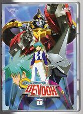 dvd GEAR FIGHTER DENDOH Volume 7