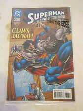 Fall 1996 DC Comics Superman The Man Of Tomorrow #6  <MINT> (GS16-121)
