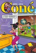 Chile 2014 04 Abril Comic Cone Condorito Globo Terraqueo