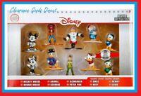 Disney Nano MetalFigs Die Caste Metal Collectable Figures Mickey Mouse . 10 Pack