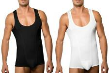 Body señores onesie muscular camisa ropa interior männerbody mens Bodysuit da3010