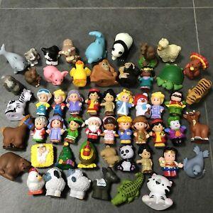 Fisher Price Little People Farm Barn Animal Zoo  Comics  Figure Toy Gift