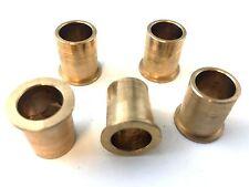 Bunting Bearings CFM012015020 Cast Bronze C93200 Flanged METRIC Bearing 5 Pack