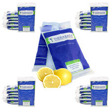 24 1lb Bags Fresh Squeezed Lemon Refill 24 lbs Paraffin for Therabath Wax Bath