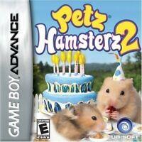 Nintendo GameBoy Advance - Petz Hamsterz Life 2 mit OVP OVP beschädigt