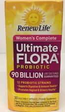 (New) Renew Life ‑ Ultimate Flora Women's Complete 90 Billion -30 capsules