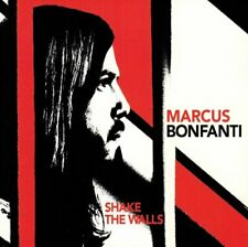 MARCUS BONFANTI - Shake The Walls (CD, Blues Rock, now TEN YEARS AFTER, 2013)
