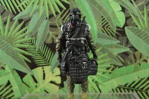 Elite Force Halo Jumper 1/18 BBI Seal 3.75 Action Figure 3 3/4 Spec Op Airborne