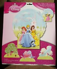 Disney Princess Balloon Centerpiece with Character Cut-Outs, Party Decorations