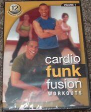 Cardio Funk Fusion Workouts DVD Volume 1 12 Minute Workout Series