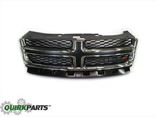2011-2014 Dodge Avenger Chrome & Black Front Grille Grill Assembly MOPAR OEM NEW