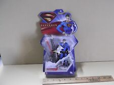 "Superman Returns Bulletproof Superman 5""in Figure Mattel 2006  J5183"