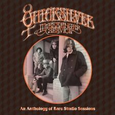Quicksilver Messenger Service - An Anthology Of Rare Studio Sessions - VINYL LP