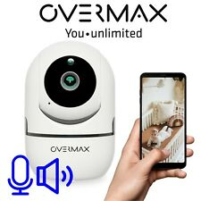 Full HD WiFi IP Kamera Wlan Überwachungskamera OVERMAX ® CAMSPOT3.6 Baby Monitor