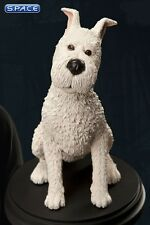 Snowy Statue The Adventures of Tintin Tim und Struppi Weta Workshop NEU