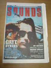 SOUNDS 1988 MAY 14 GAYE BYKERS PRINCE HEAD PREFAB SPROUT SOUP DRAGONS POISON