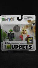 Minimates The Muppets Formal Kermit and Formal Miss Piggy SDCC 2016 Exclusive