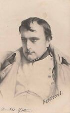 Carte Postale Ancienne de 1902 Napoléon 1er