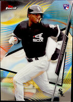 🔥🔥 2020 Luis Robert RC Topps Finest Rookie #97 Chicago White Sox 🔥🔥