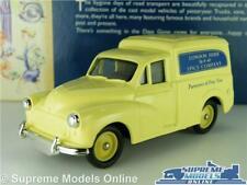 MORRIS MINOR VAN MODEL CAR LONDON HERB & SPICE 1:43 SCALE LLEDO DAYS GONE K8