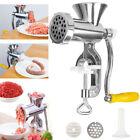 Meat Grinder Mincer Stuffer Hand Manual Sausa Filler Maker Machine Multi Tool photo