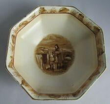 Original WWI Grimwade's B. Bairnsfather 'Old Bill' Bowl
