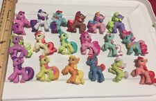 My Little Pony Huge Lot Of 18 Blind Bag Mini Mixed Pony's. #A