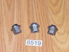 3 New GM OE Wire Wheel Cover Bracket Lug Nuts