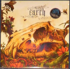 Earth - The Bees Made Honey In The Lion's Skull on Limited Edition Clear vinyl.