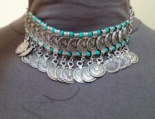 Turkish Made Silver Plated Necklace S0111M