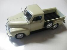 1:24 SCALE WELLY 1953 CHEVROLET PICK UP DIECAST TRUCK W/O BOX