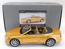 Coches, camiones y furgonetas de automodelismo y aeromodelismo GT color principal oro