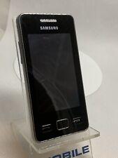 Samsung Monte S5260 - Dark black (Unlocked) Smartphone