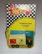 HOT WHEELS LEO INDIA HIGHWAY HAULER CUT BLISTER OCEAN PACIFIC BRAND NEW