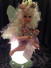 Duck House Porcelain Heirloom Doll Fairy Lamp Night Light DESDEMONA Retired Rare