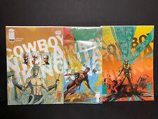 Cowboy Ninja Viking #5, #7, #8  Lot of 3 NM Rare Image Comics Chris Pratt Movie