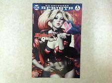 Harley Quinn #1  (DC Rebirth) Legacy Variant Edition