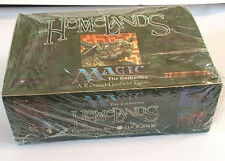 MAGIC the GATHERING - HOMELANDS - BOOSTER BOX (60) - NO OPEN-1995- WOC16508-