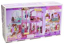 Mattel DLY32 Barbie 3 Etagen Stadthaus