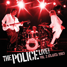 POLICE Live Vol.2 2xLP Red Limited Edition NUOVO .cp