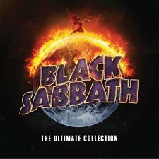 BLACK SABBATH THE ULTIMATE COLLECTION REMASTERED 2 CD DIGIPAK NEW
